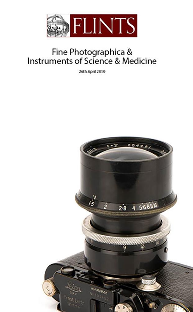 Fine Photographica & Instruments of Science & Medicine