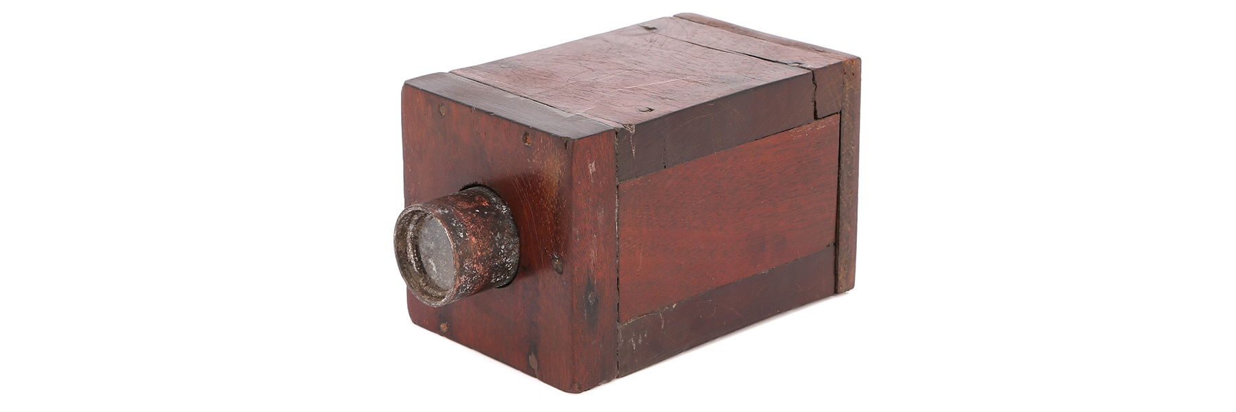 An Early Experimental Mousetrap Camera c.1839