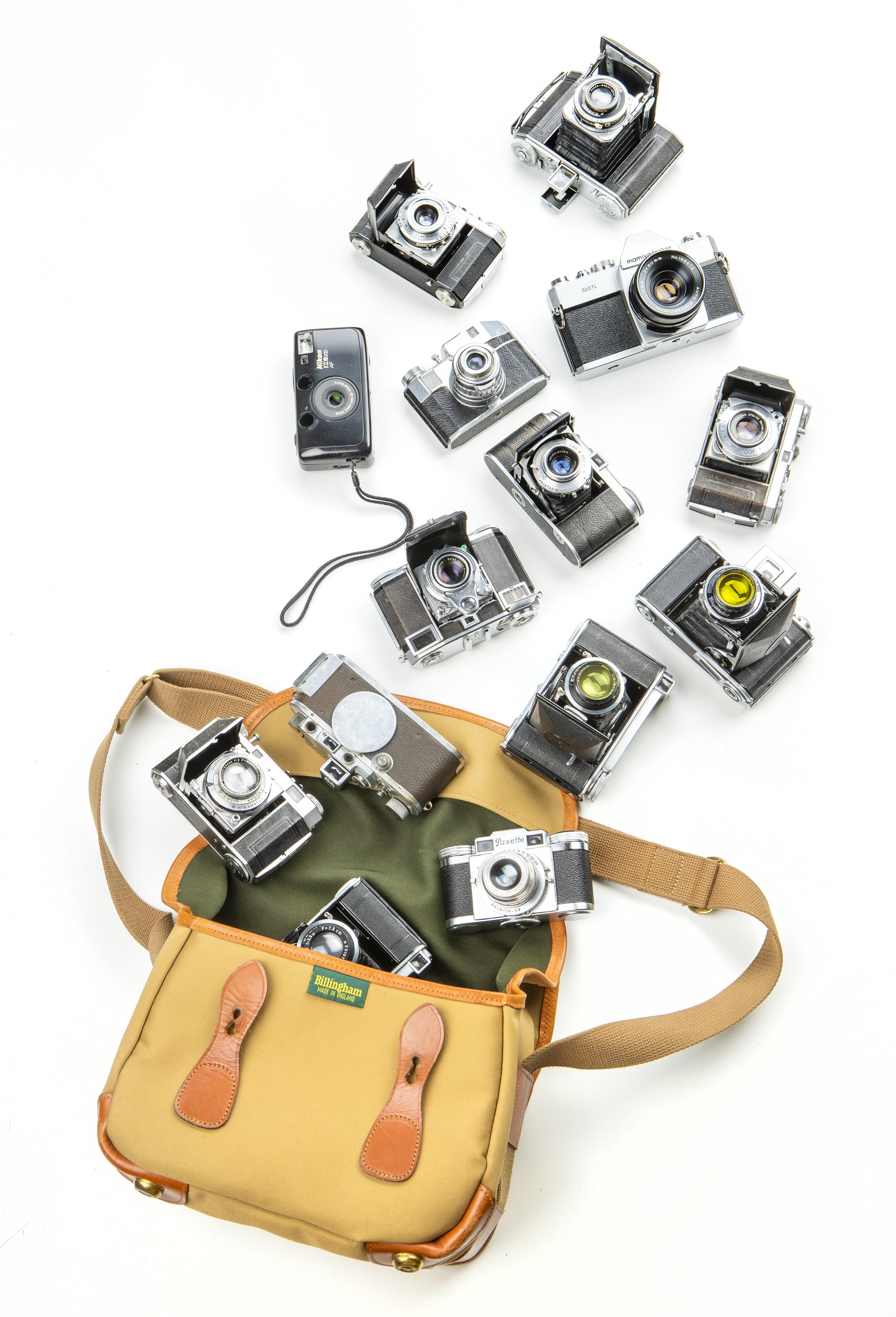 Cameras, Scientific & Collectables