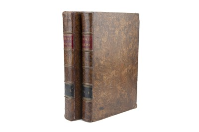 Lot 362 - CAMDEN, Theophilus, The Imperial History of England