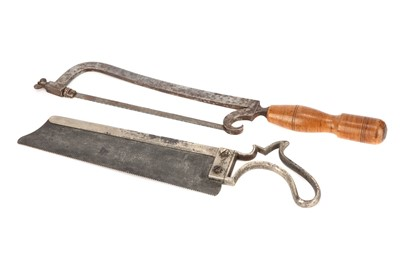 Lot 43-A Military Issue Amputation Saw
