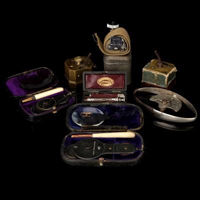 Lot 46-Brass Scarificators & Other Items