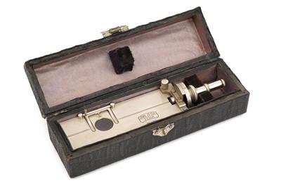 Lot 28 - A Zeiss 'KAPILLAR-ROTATOR' Microscope Accessory