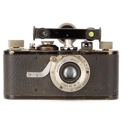 Lot 1 - A Leica Model Ia Close Focus Camera
