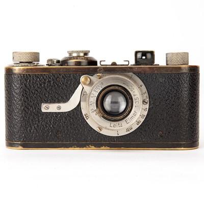 Lot 12 - A Leica Model Ia Camera