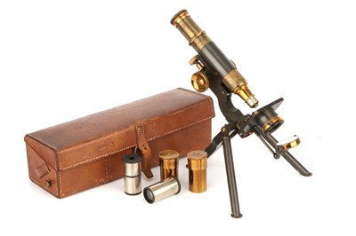 Lot 13-A Travelling Microscope