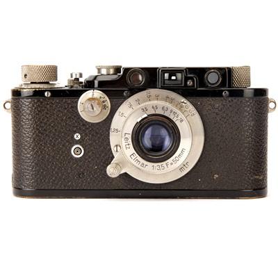 Lot 13 - A Leica III Rangefinder Camera