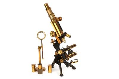 Lot 22-A Watson 'Royal' Compound Microscope