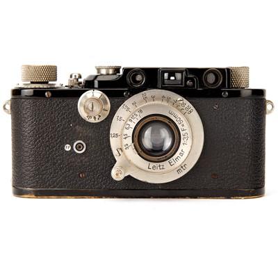 Lot 14 - A Leica III Rangefinder Camera