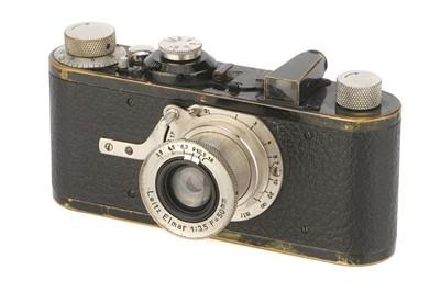 Lot 1 - A Leica Ia Camera
