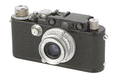Lot 10 - A Leica IIIf Rangefinder Camera
