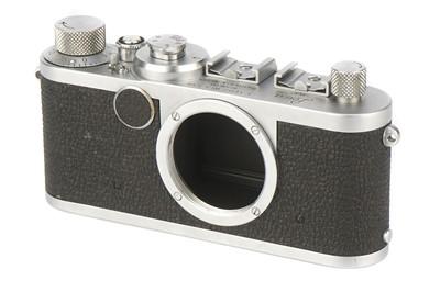 Lot 18 - A Leica Ic 'Betriebsk.' Camera