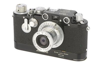 Lot 20 - A Leica IIIf Delay Rangefinder Camera