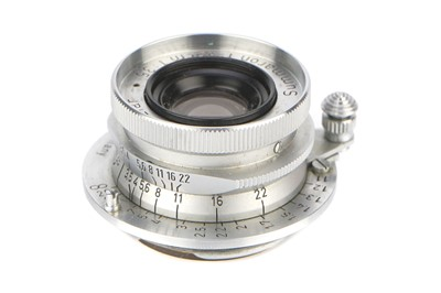 Lot 30 - A Leitz Summaron f/3.5 35mm Lens
