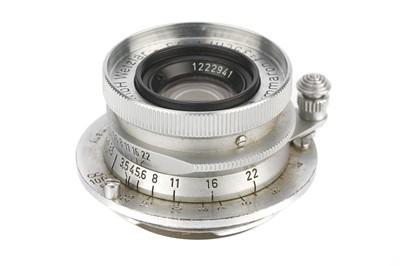 Lot 31 - A Leitz Summaron f/3.5 35mm Lens