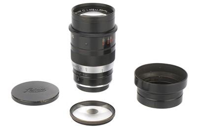 Lot 35 - A Leitz Thambar f/2.2 90mm Lens