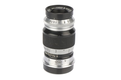Lot 37 - A Wollensak Velostigmat Series II f/4.5 90mm Lens