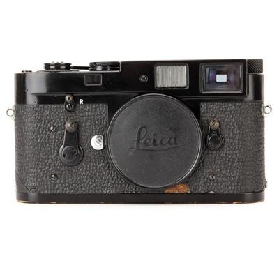 Lot 19 - A Leica M2 Rangefinder Body
