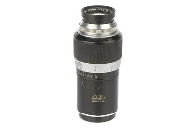 Lot 38 - A Wollensak Raptar Series II f/4.5 127mm Lens