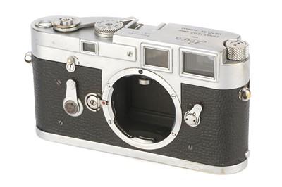 Lot 41 - A Leica M3 SS 'Betriebsk.' Rangefinder Body