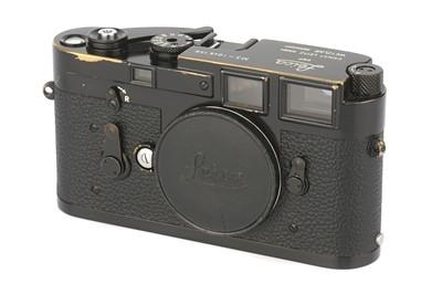 Lot 49 - A Leica M3 SS Rangefinder Body