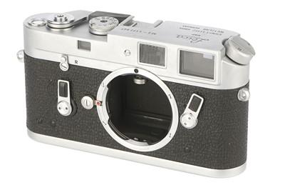 Lot 50 - A Leica M4 Rangefinder Body