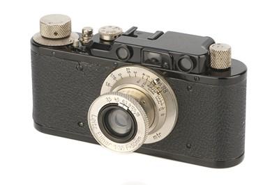 Lot 6 - A Leica II Model D Rangefinder Camera