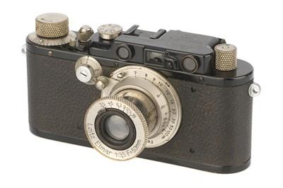 Lot 7 - A Leica III Rangefinder Camera