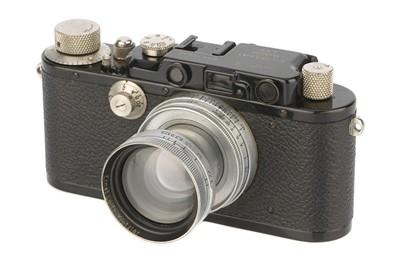 Lot 8 - A Leica IIIc Rangefinder Camera