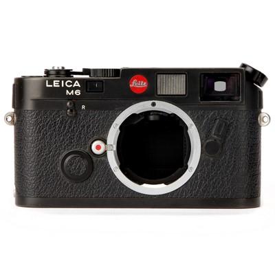 Lot 20 - A Leica M6 Rangefinder Body