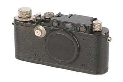Lot 9 - A Leica III Rangefinder Body