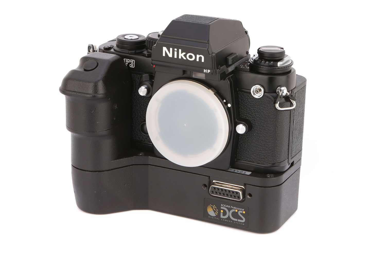 Lot 255 - A Kodak Professional DSC Camera