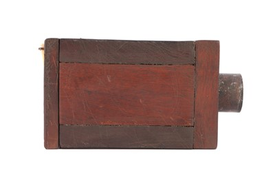 Lot 452 - An Early Experimental 'Mousetrap' Camera