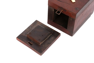 Lot 452-An Early Experimental 'Mousetrap' Camera