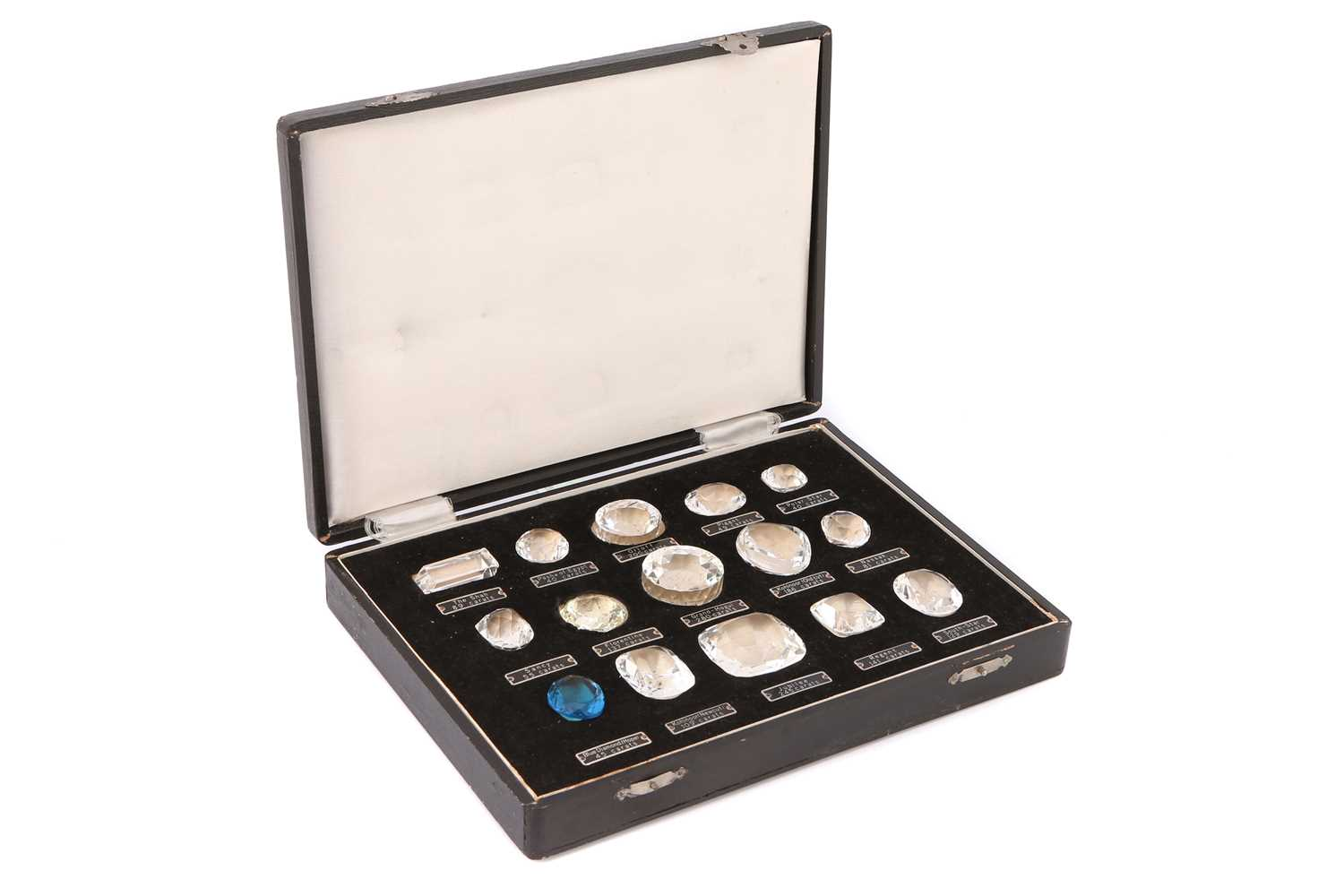 Lot 47-A Set of Historical Diamonds
