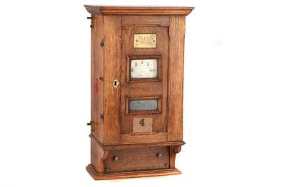 Lot 61-An Early Aron Electricity Meter