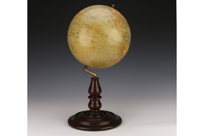"Lot 70-A 14"" Terrestrial Table Globe"
