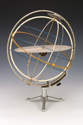 Lot 71-A Russian Armillary Sphere