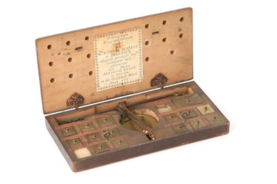 Lot 87-A Set of Coin Scales