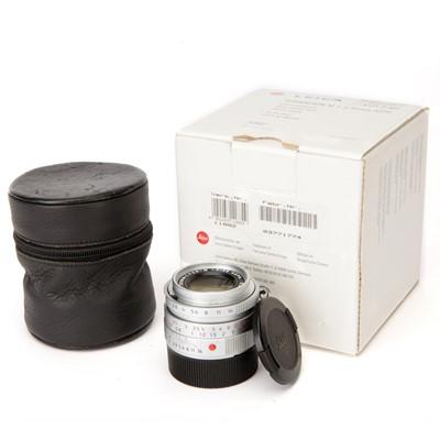 Lot 27 - A Leitz Summicron-M ASPH. f/2 35mm Lens