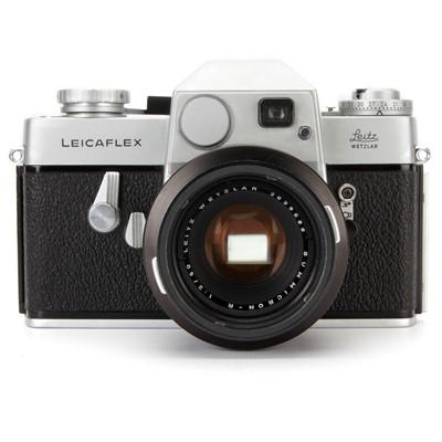 Lot 29 - A Leica Leicaflex SLR Camera