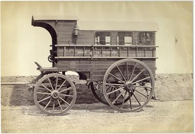 Lot 6 - V ROGER, Military Telegraph Van