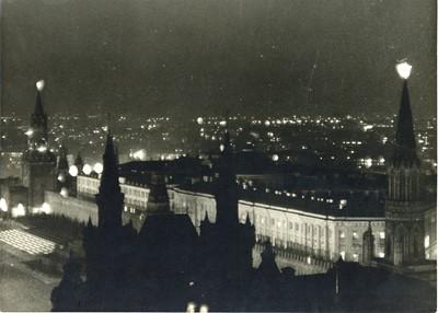 Lot 38 - EMANNUIL EVZERIKHIN (1911-1984), The Kremlin