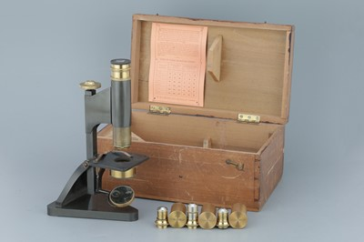 Lot 7 - A Beck Star Microscope