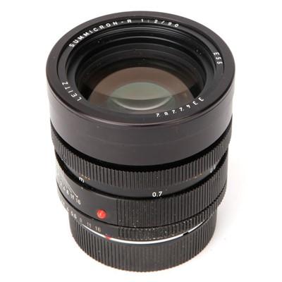 Lot 35 - A Leitz Summicron-R f/2 90mm Lens