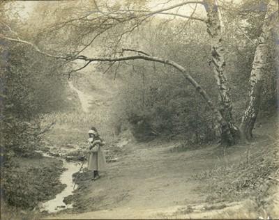 Lot 27 - An Edwardian Pictorialist Photograph Album