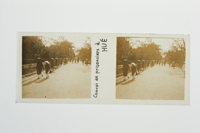 Lot 45 - An Important Stereo Archive of Turn of the Century French Colonial Ha Giang, Indochina, Part 2
