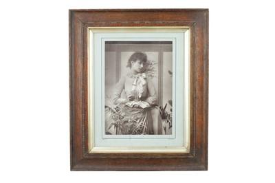 Lot 14 - HERBERT ROSE BARRAUD (1845-1896) Violet Manners, Dutchess of Rutland