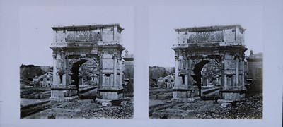 Lot 18 - FERRIER & SOULIER and Others,  Glass Stereoviews
