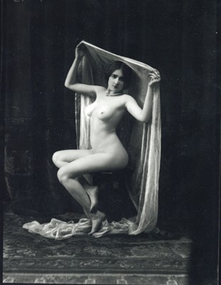 Lot 28 - Two Photographs of Nudes